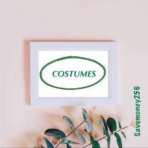 Costumes readily available!